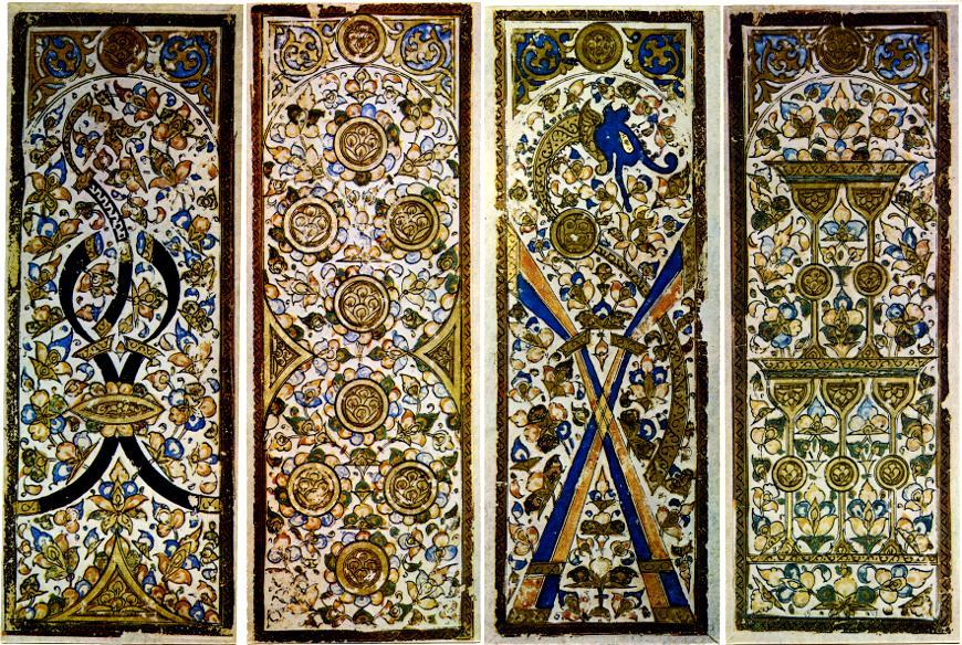 Cartas Mamluk Egipcias