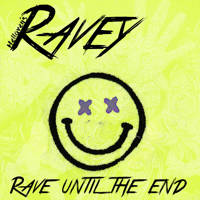 Hellaven Ravey Techno Podcast